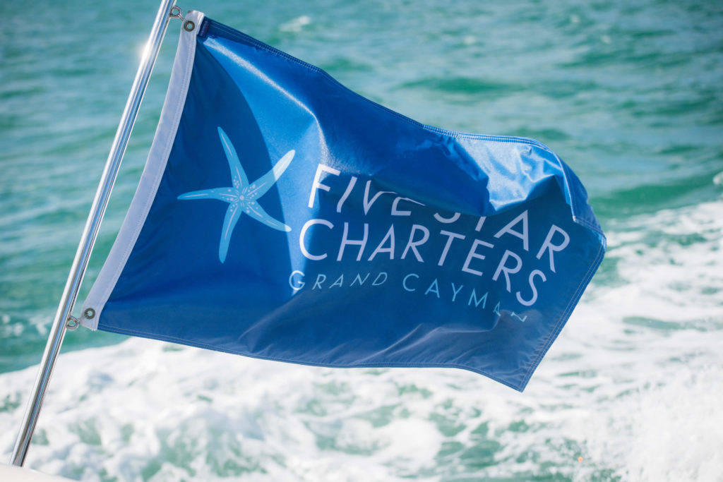 With Five Star's Grand Cayman Luxury Charters, you'll experience the Cayman Islands from an entirely fresh vantage point. We're the newest private luxury charter to the area, with guides who are dedicated to providing you with a Five Star experience custom designed to meet your every need.