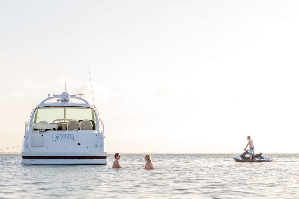 Experience Grand Cayman Your Way with an Exclusive Private Boat Charter - Five Star Charters