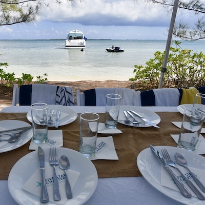 Enjoy a Five Star Barbecue on the beach or boat in Grand Cayman